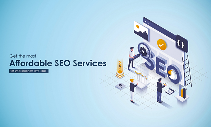 Get the Most Affordable SEO Services For Small Business