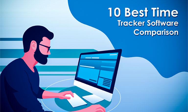 10 Best Time Tracker Software Comparison