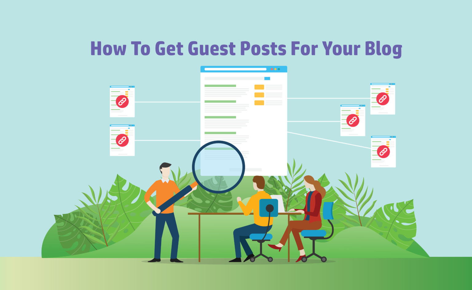 How to Get Guest Post for Blog