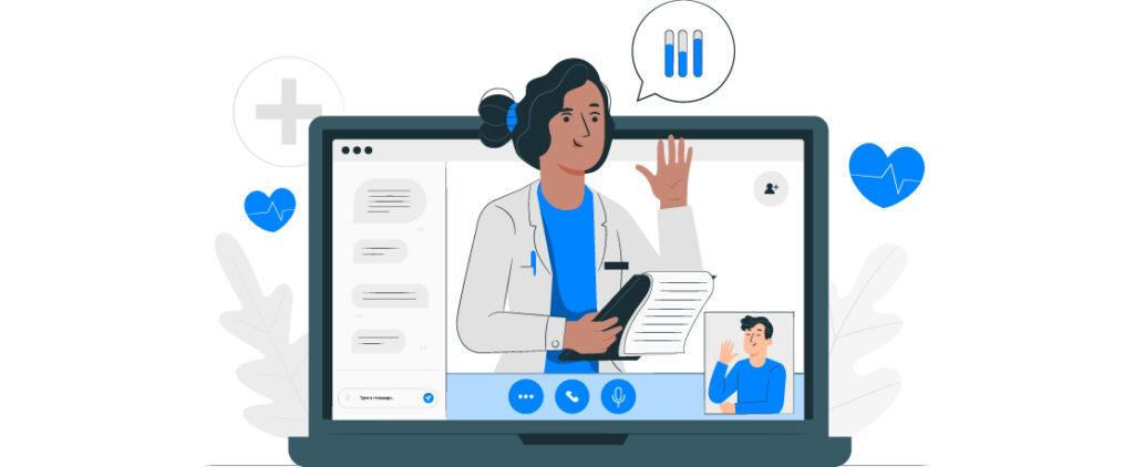Best doctor website design: Web design for physicians