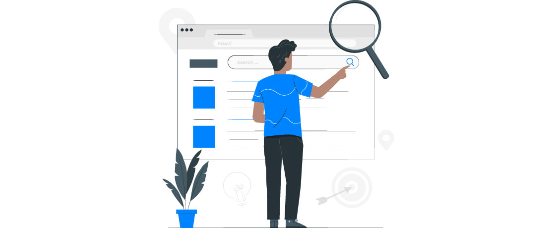 What Feature is Required to Track Customer Search Terms on a Website